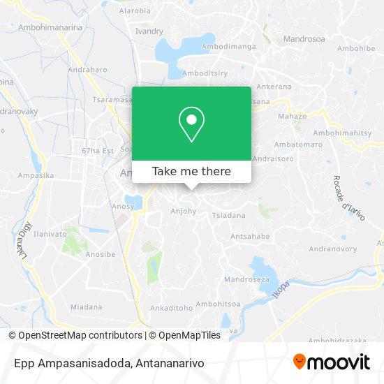 Epp Ampasanisadoda map