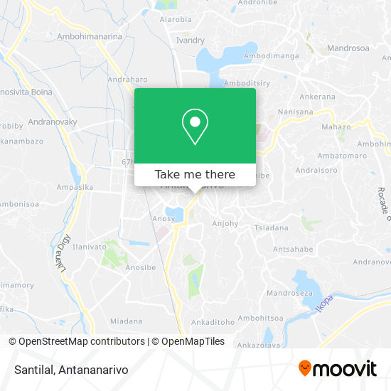 Santilal map