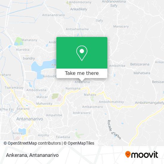 Ankerana map