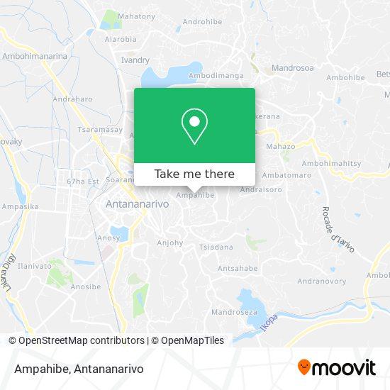 Ampahibe map