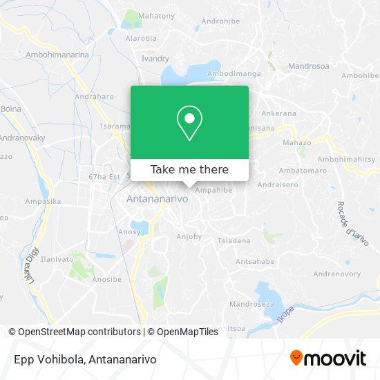 Epp Vohibola map