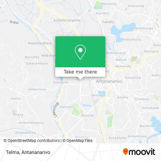 Telma map