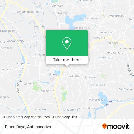 Dipen Daya map