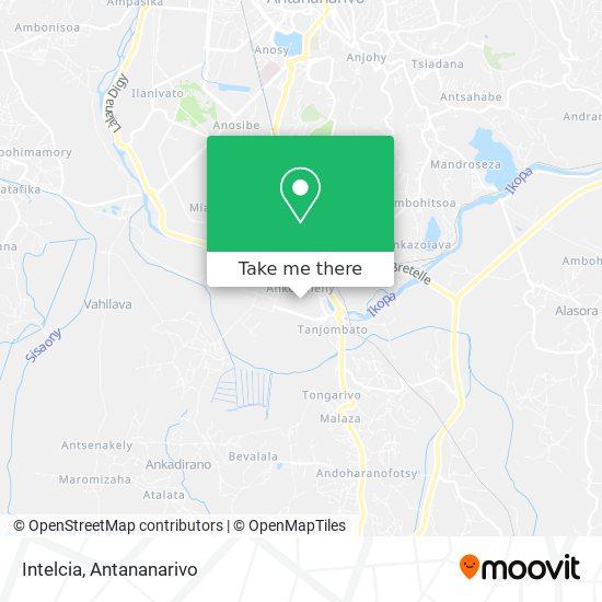 Outremer Telecom map