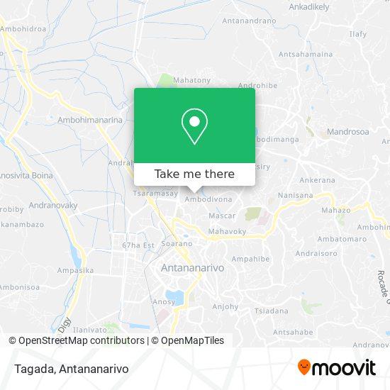 Tagada map