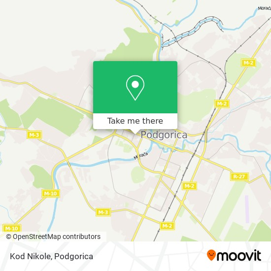 Kod Nikole map