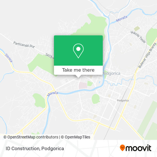 ID Construction map