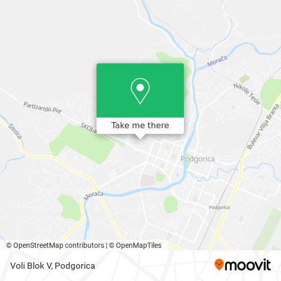 Voli Blok V map