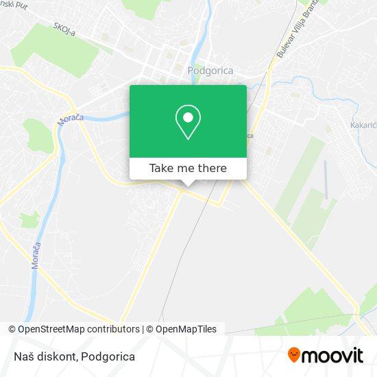 Naš diskont map