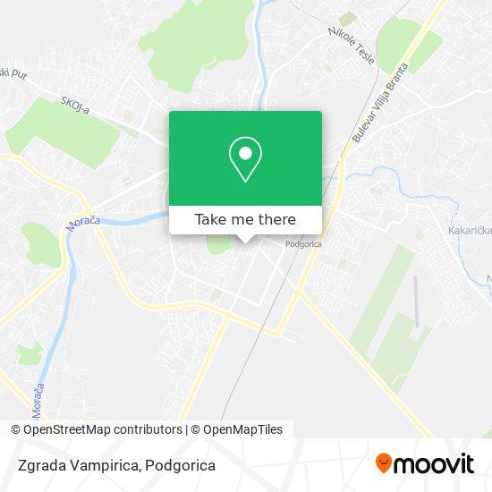 Zgrada Vampirica map