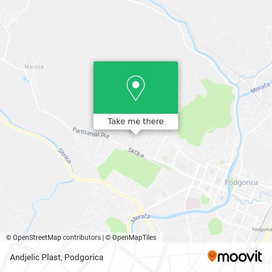 Andjelic Plast map