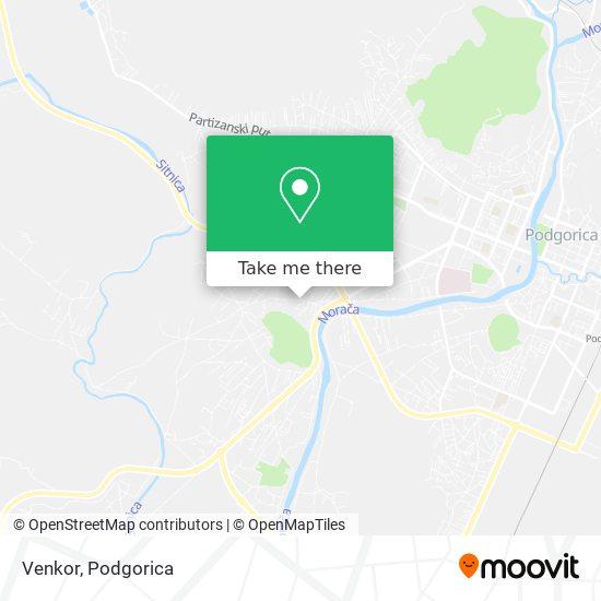 Karta Venkor