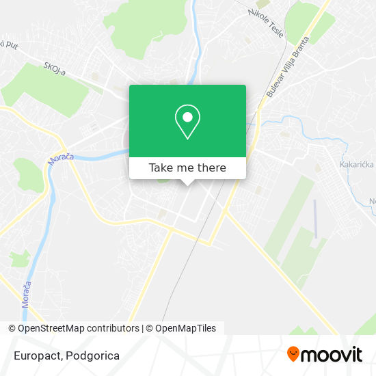 Europact map