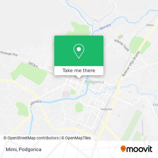 Mimi map