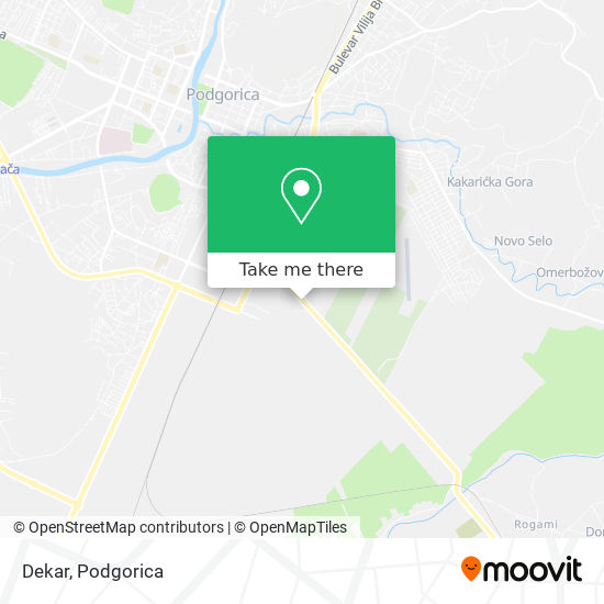 Karta Dekar