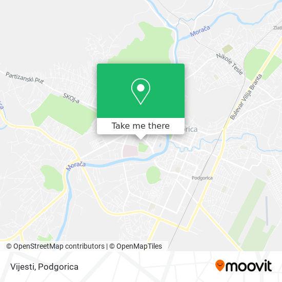 Vijesti map