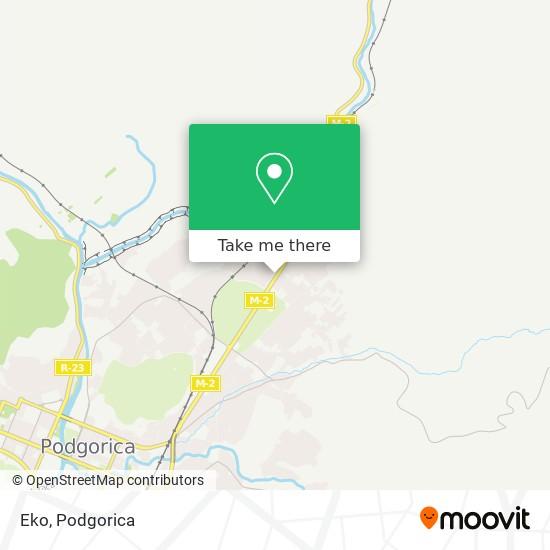 Eko map