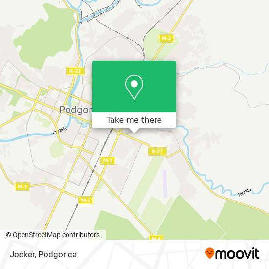 Jocker map