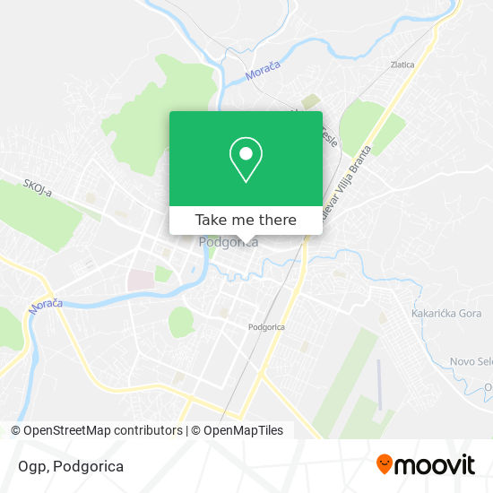 Ogp map