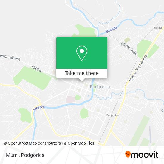 Mumi map