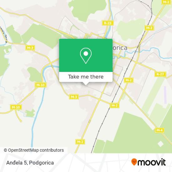 Anđela 5 map