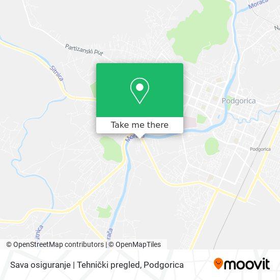 Karta Sava osiguranje | Tehnički pregled
