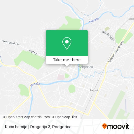Kuća hemije   Drogerija 3 map