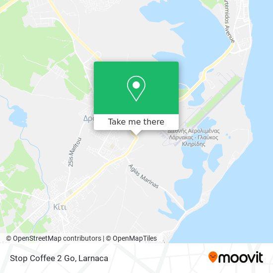 Stop Coffee 2 Go χάρτης