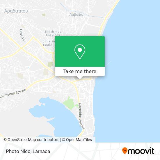 Photo Nico χάρτης