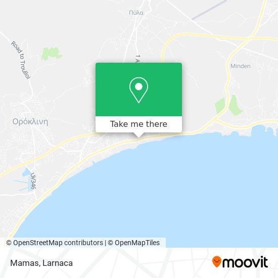 Mamas χάρτης