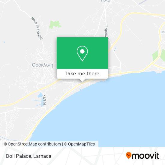 Doll Palace χάρτης