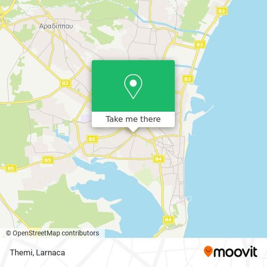 Themi χάρτης