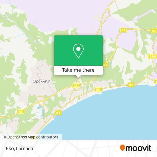 Eko χάρτης