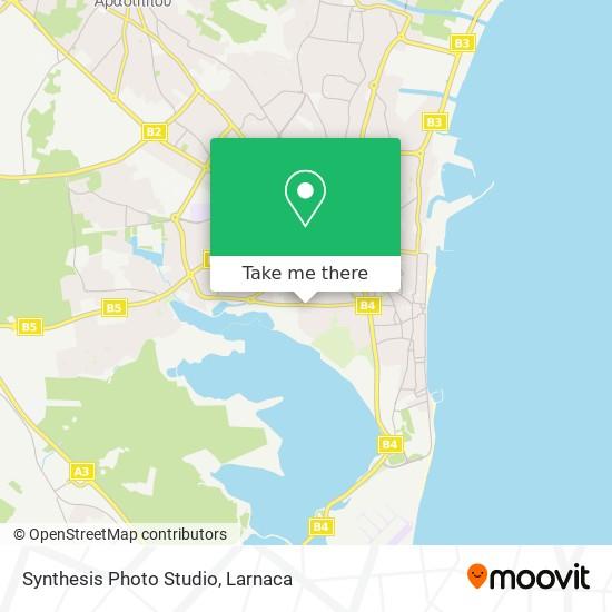 Synthesis Photo Studio χάρτης