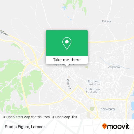 Studio Figura χάρτης