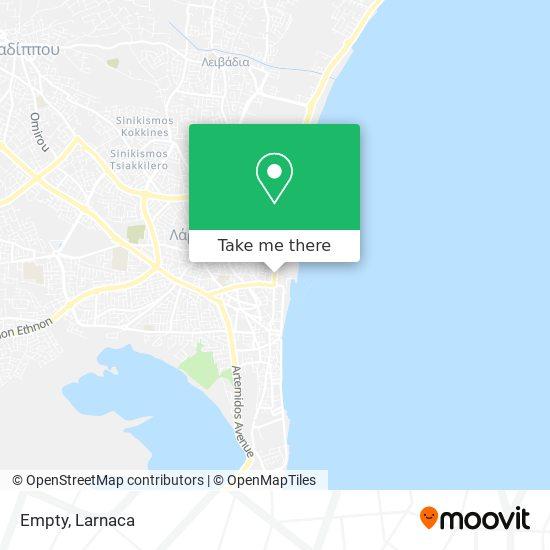 Cigars Lounge χάρτης