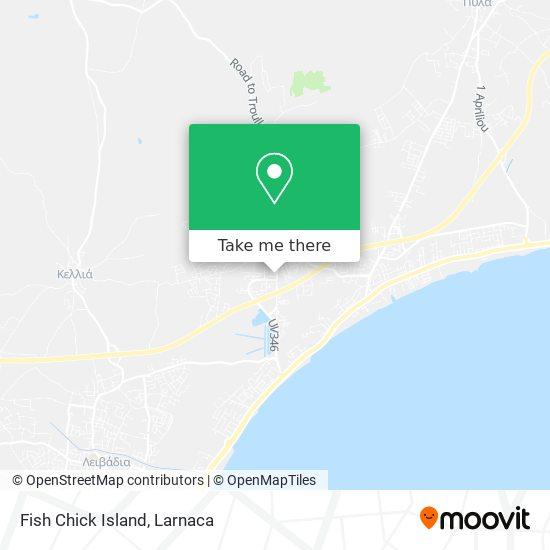 Fish & Chips χάρτης