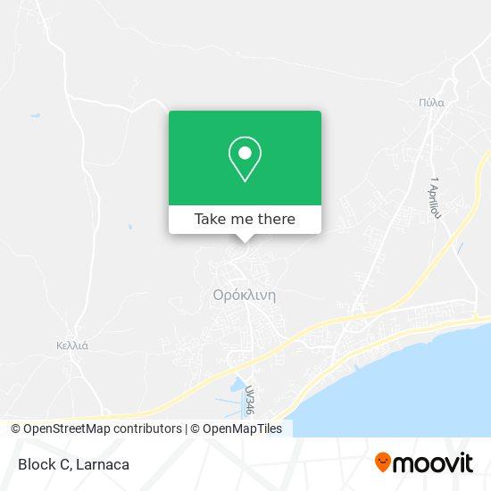 Block C χάρτης