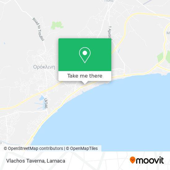 Vlachos Taverna χάρτης