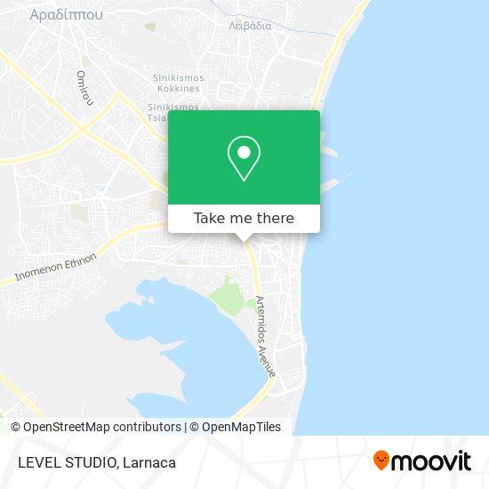 LEVEL STUDIO χάρτης
