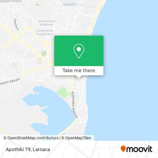 Apothiki 79 χάρτης