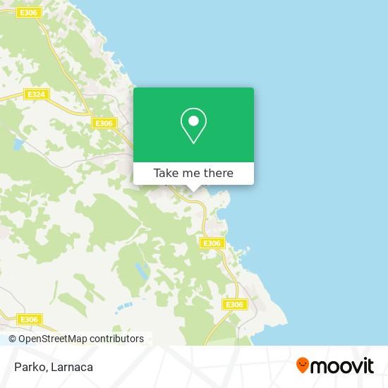Parko χάρτης