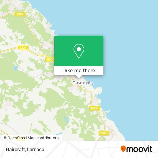 Haircraft χάρτης
