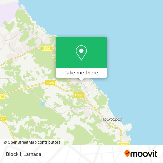 Block I χάρτης