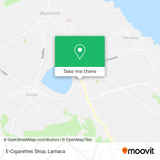 E-Cigarettes Shop χάρτης