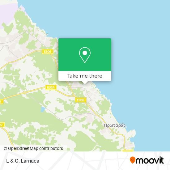 L & G χάρτης
