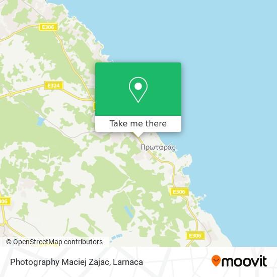 Photography Maciej Zajac χάρτης