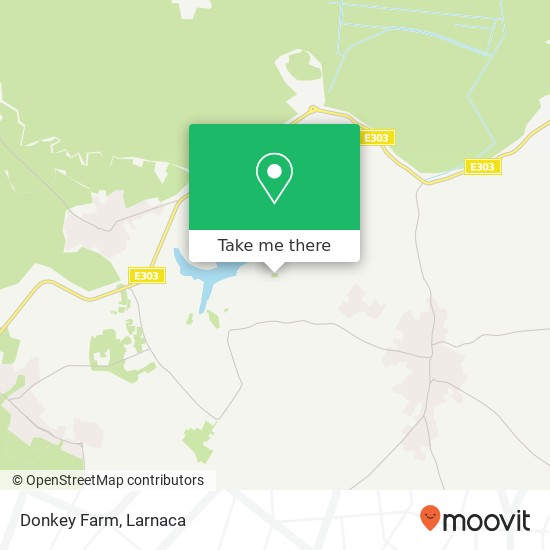 Donkey Farm χάρτης