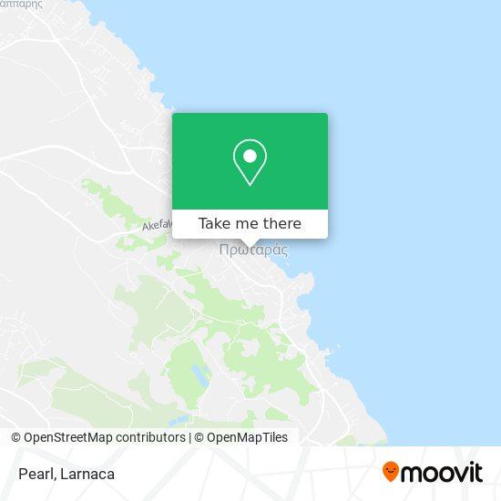 Pearl χάρτης