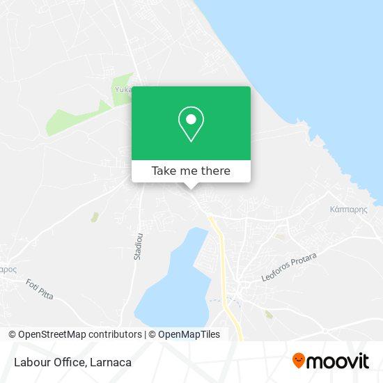 Labour Office χάρτης